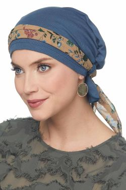 100% Cotton Looped Accessory Beanie