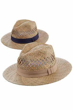 Seagrass Safari Hat | Sun Protection Hats for Men
