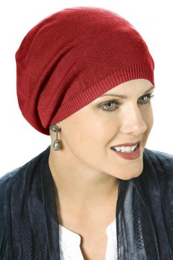Serendipity Hat™ in Christmas Red