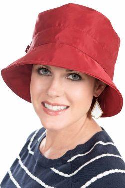 Shimmer Rain Hat - Packable Weather Bucket Hats for Women