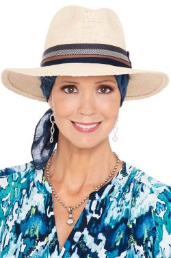 Shona Panama Fedora Hat   Stylish Summer Hats for Women