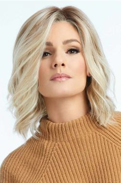 Simmer by Raquel Welch Wigs - Lace Front, Monofilament Top Wig