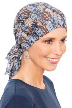 Clearance Colors | Slip On Slinky Headwrap Pre-Tied Head Scarf