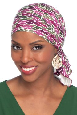 Clearance Colors | Headwear for Large Heads | Cardani® Large Viscose from Bamboo Slip On Scarf
