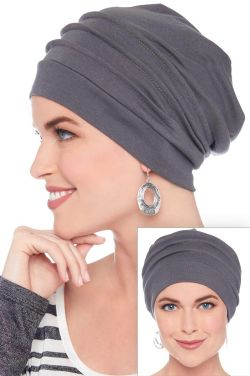FACTORY SECONDS: Slouchy Snood Hat | 100% Cotton Slouchy Beanie Hats for Women