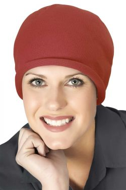 Cotton Beanies | All Cotton Snuggle Beanie™ Cap | Christmas Red