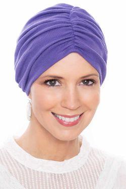 Gathered Cotton Sophia Turbans