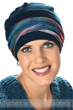 Spaghetti Band™ | Headband Accessory for Hats, Turbans & Scarves