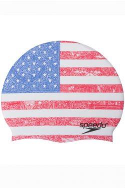Speedo World Tour Swim Cap