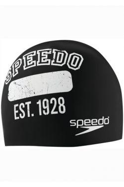 Speedo Varsity Silicone Swim Cap
