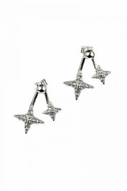 Starry Ear Jackets | Nickel & Lead Free Earring Set