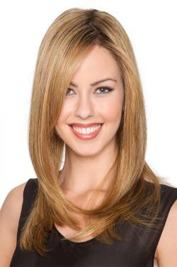 Sugar Rush by Belle Tress Wigs - Heat Friendly Synthetic, Monofilament, Lace Front Wig