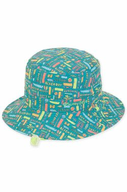 Surf's Up! Bucket Hat | Summer Hats for Kids and Children |