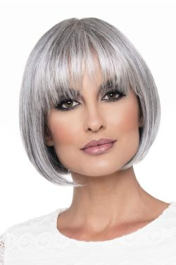 Tandi by Envy Wigs - Human Hair/Heat Friendly Synthetic Blend, Monofilament Crown Wig