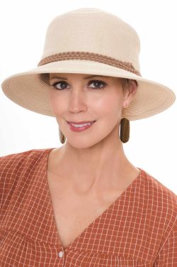 Tatum Triple Braid Sun Hat