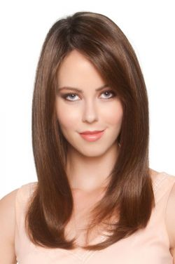 Tea Leaf Layer by Belle Tress Wigs - Heat Friendly Synthetic, Hand Tied, Lace Front Wig