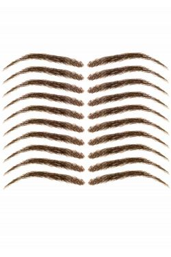 Eyebrow Tattoos #17: Basic Eyebrow Tattoos