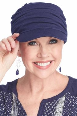 Tenley Baseball Cap | Soft Sporty Ball Cap for Women