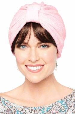 Basic Terry Cloth Turban | Shower, Spa, Beauty or Chemo Turbans for Women