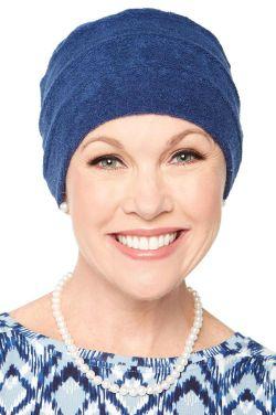 Three Seam Terry Cloth Turban | Womens Spa Chemo Turbans