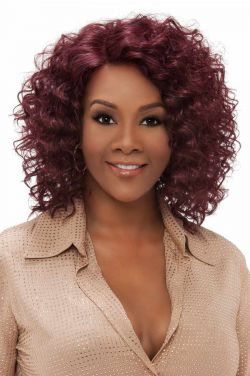 Tia by Vivica Fox Wigs - Lace Front Wigs