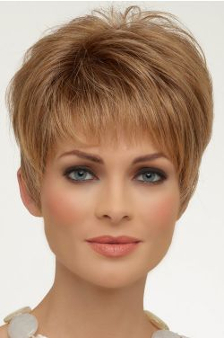 Petite Tiffany by Envy Wigs - Mono Top Wig