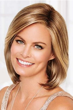 Timeless Beauty by Eva Gabor Wigs - Lace Front, Monofilament Part Wig