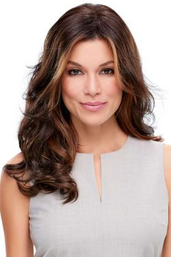 Top Level Topper Hairpiece by Jon Renau Wigs