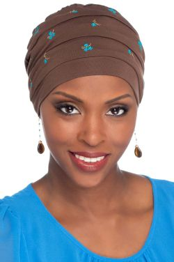 Cardani Bamboo Tranquility Cap - Beanie for Daytime or Sleeping