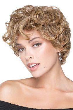 Modern Curls by TressAllure Wigs - Heat Friendly Synthetic Wig