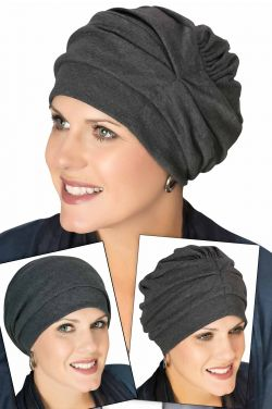 Clearance Colors | 100% Cotton Trinity Turbans - 3 Way Headcovering