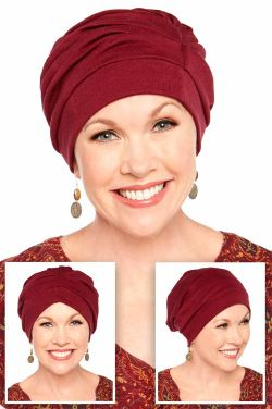 100% Cotton Trinity Turbans - 3 Way Headcovering