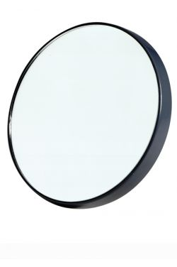 Lighted Makeup Mirror | Tweezermate Small 12x Magnifying Mirror |