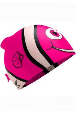 TYR CharacTYRs Happy Fish Swim Cap