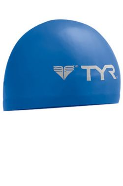 TYR Silicone Speed Swim Cap