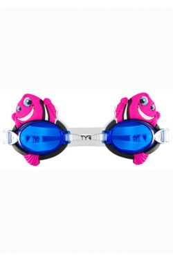 TYR CharacTYRS Happy Fish Goggles