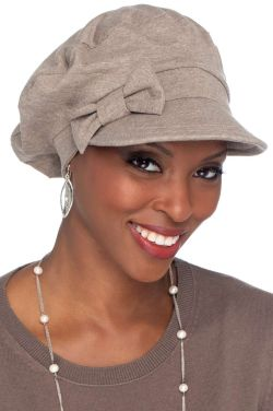 100% Cotton Ball Cap with Detachable Bow | Cardani Versatility Hat | UPF 50+ Sun Protection