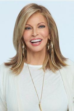 Watch Me Wow by Raquel Welch Wigs - Lace Front, Monofilament Crown Wig