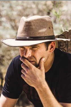 Weathered Toyo Outback Hat | Stylish Outdoor Hats for Men