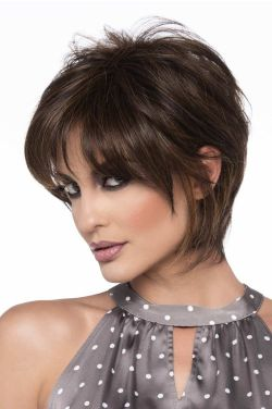 Whitney by Envy Wigs - Human Hair/Heat Friendly Synthetic Blend Wig