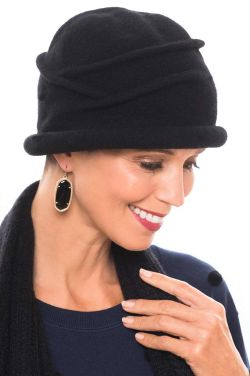 Wool Alani Cloche Hat | Fall & Winter Hats for Women