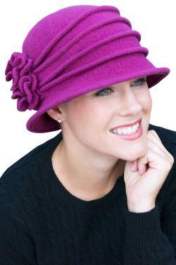 Wool Ellen Hat