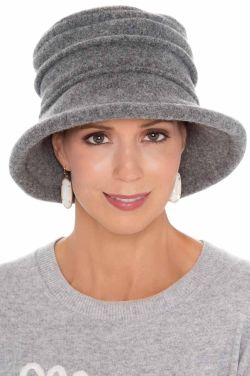 Wool Joanna Brimmed Hat | Wool Winter Hats for Women