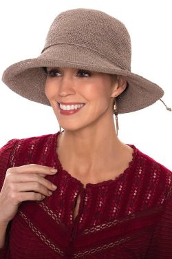 Woven Veronica Sun Hat | Summer Hats for Women