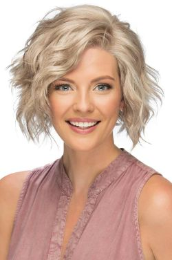 Wynter by Estetica Wigs - Lace Front, Monofilament Part Wigs