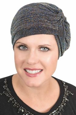 Yasmin Twist Turban - Retro Vintage Style Turbans for Women