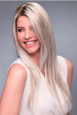 Zara Lite by Jon Renau Wigs - SmartLace Lite, Hand Tied, Lave Front, Monofilament Wig
