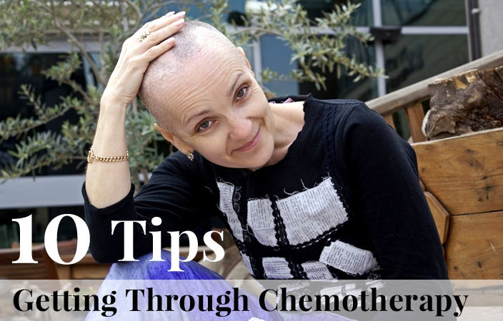 10 Tips for Getting Through Chemotherapy