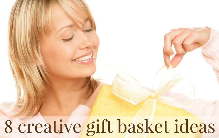 8 Creative Gift Basket Ideas