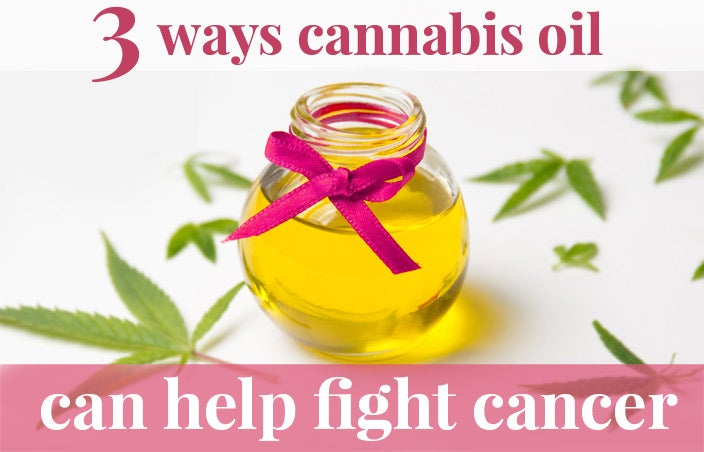 3 Ways Cannabis Oil Helps Fight Breast Cancer